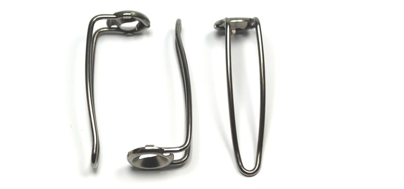 wire clips for pens - Schaeffertec GmbH - springy fastening systems