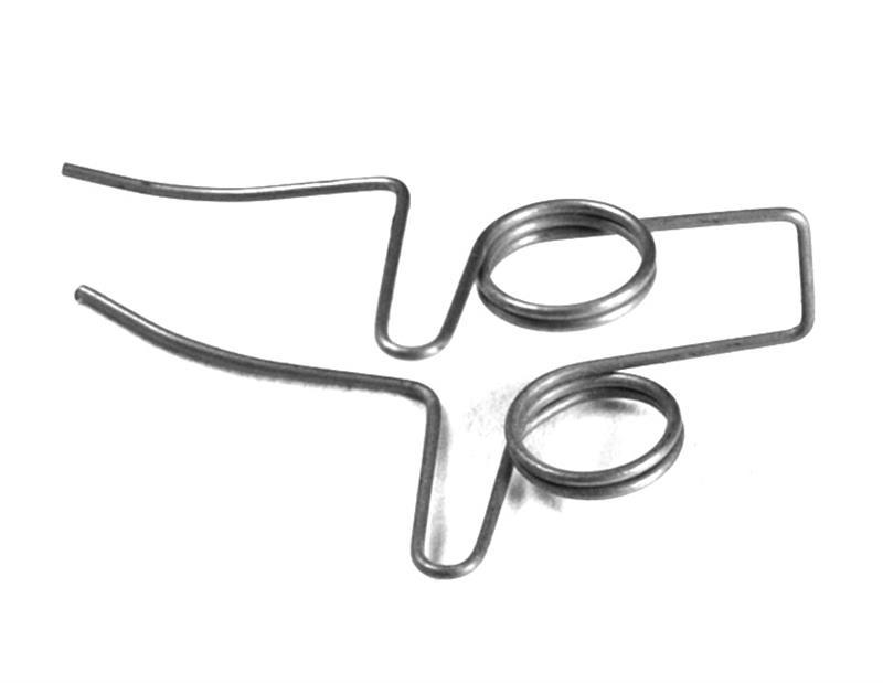 compression torsion scroll tension springs